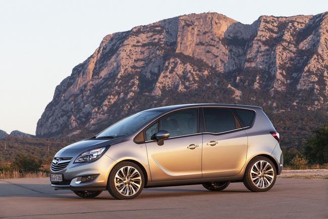 Opel Meriva 2014 1