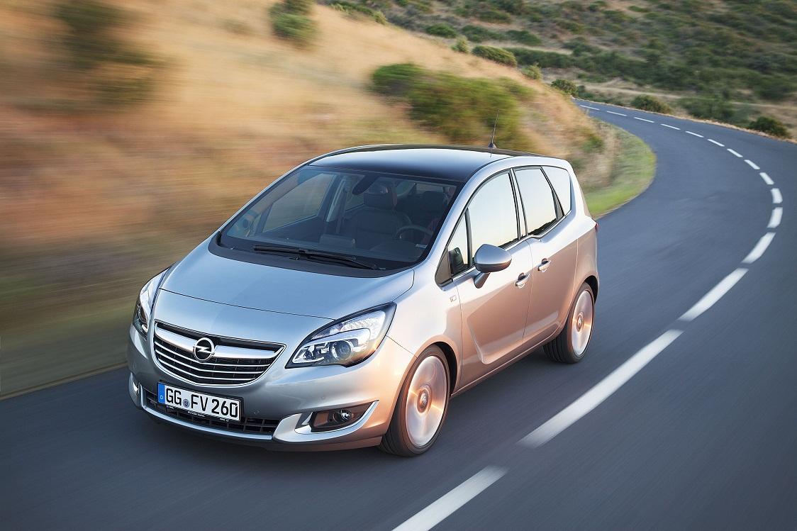 Opel Meriva 2014  3