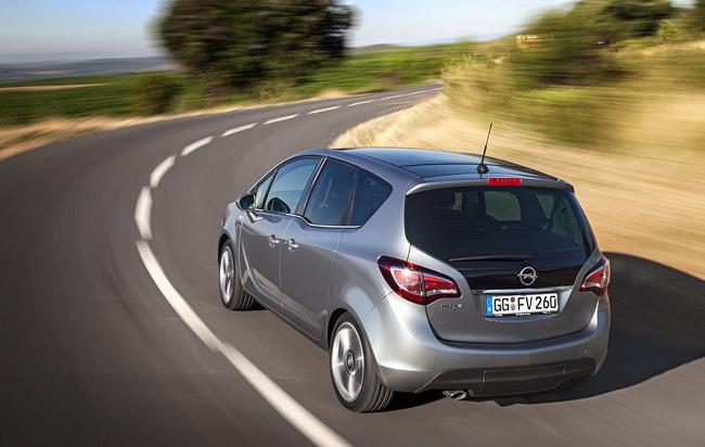 Opel Meriva 2014 5