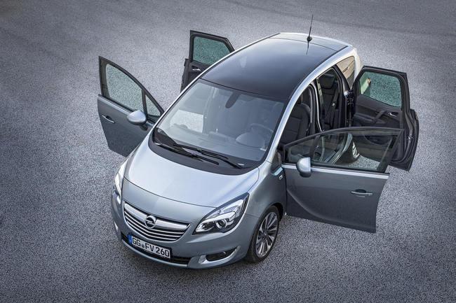 Opel Meriva 2014 6