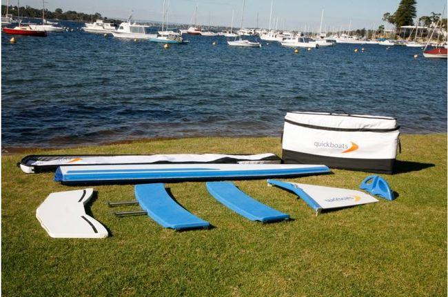 Quickboat 1