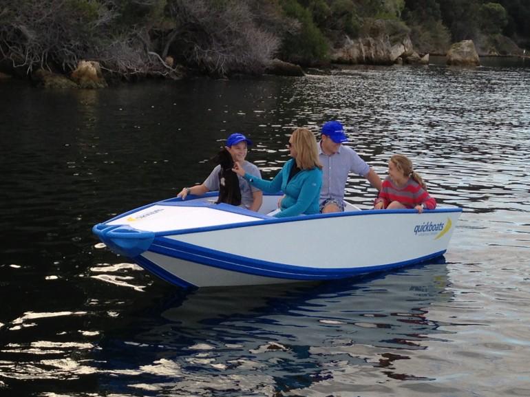 Quickboat 13
