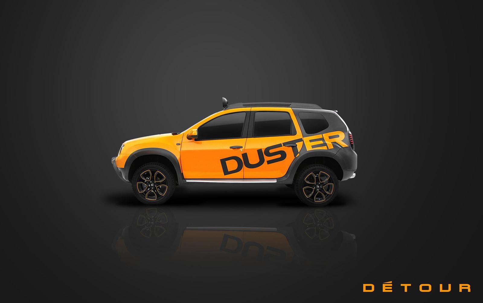 Renault Duster Detour El Dacia Duster Entre Mad Max Y
