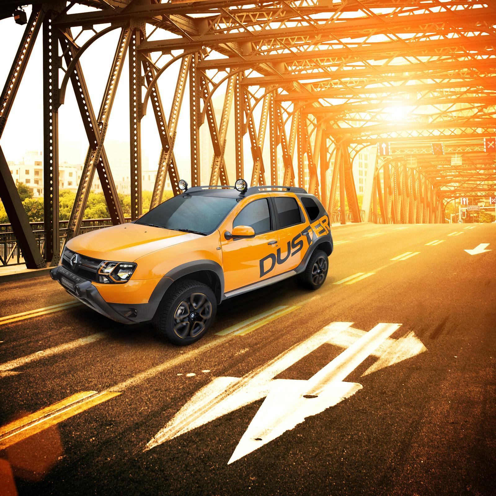 Renault Duster Detour 2013 03