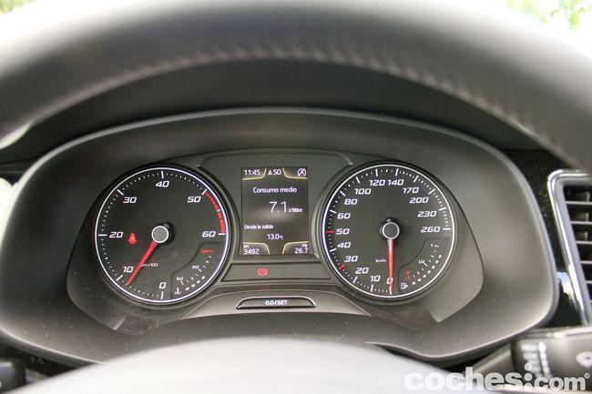 Seat Leon SC TDI 150 CV Style - interior 16