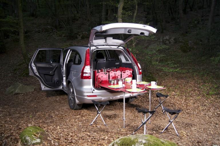 Swiss Room Box car camper 6