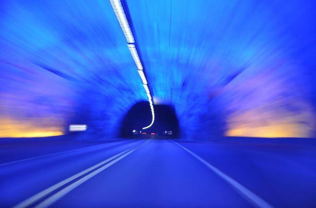 Túnel de Lærdal, Sogn og Fjordane, Noruega 2