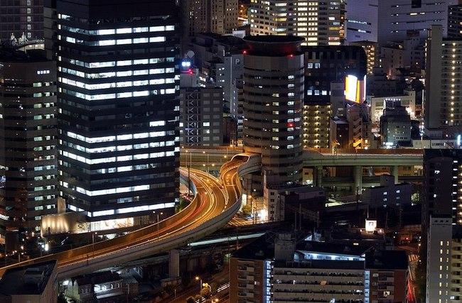 Túnel de la Torre, Japón