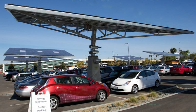 recarga solar EV-ARC2