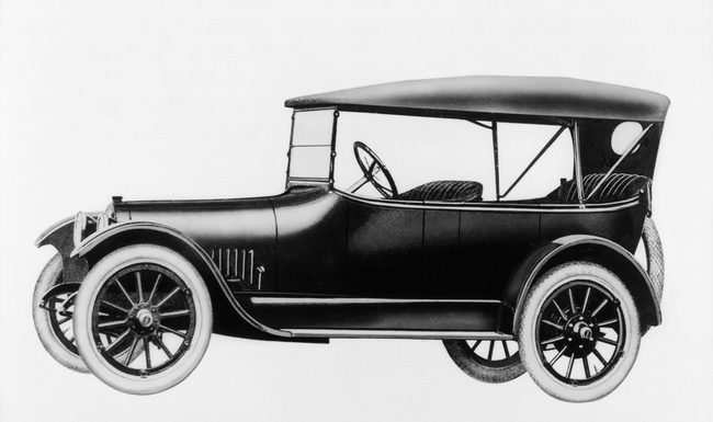 1916 Buick Modeld 45 Touring