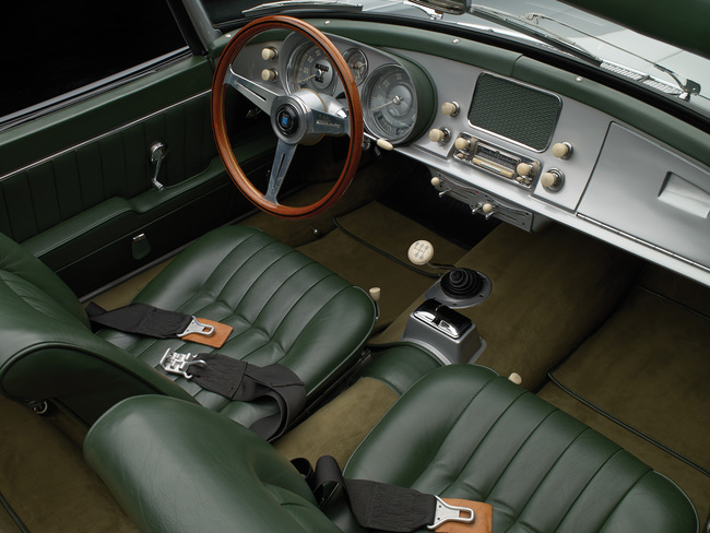 BMW 507 Roadster 1958 05 interior