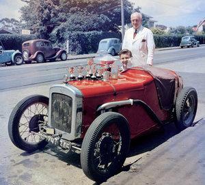 Bruce McLaren 1950