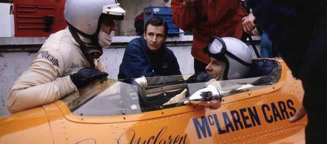 Bruce McLaren monoplaza 2