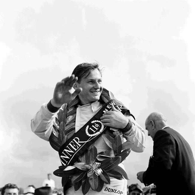 Bruce McLaren victoria