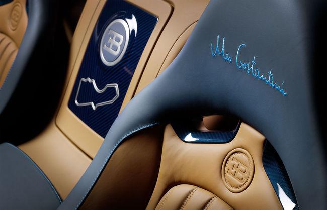 Bugatti Veyron Meo Constantini 2013 14