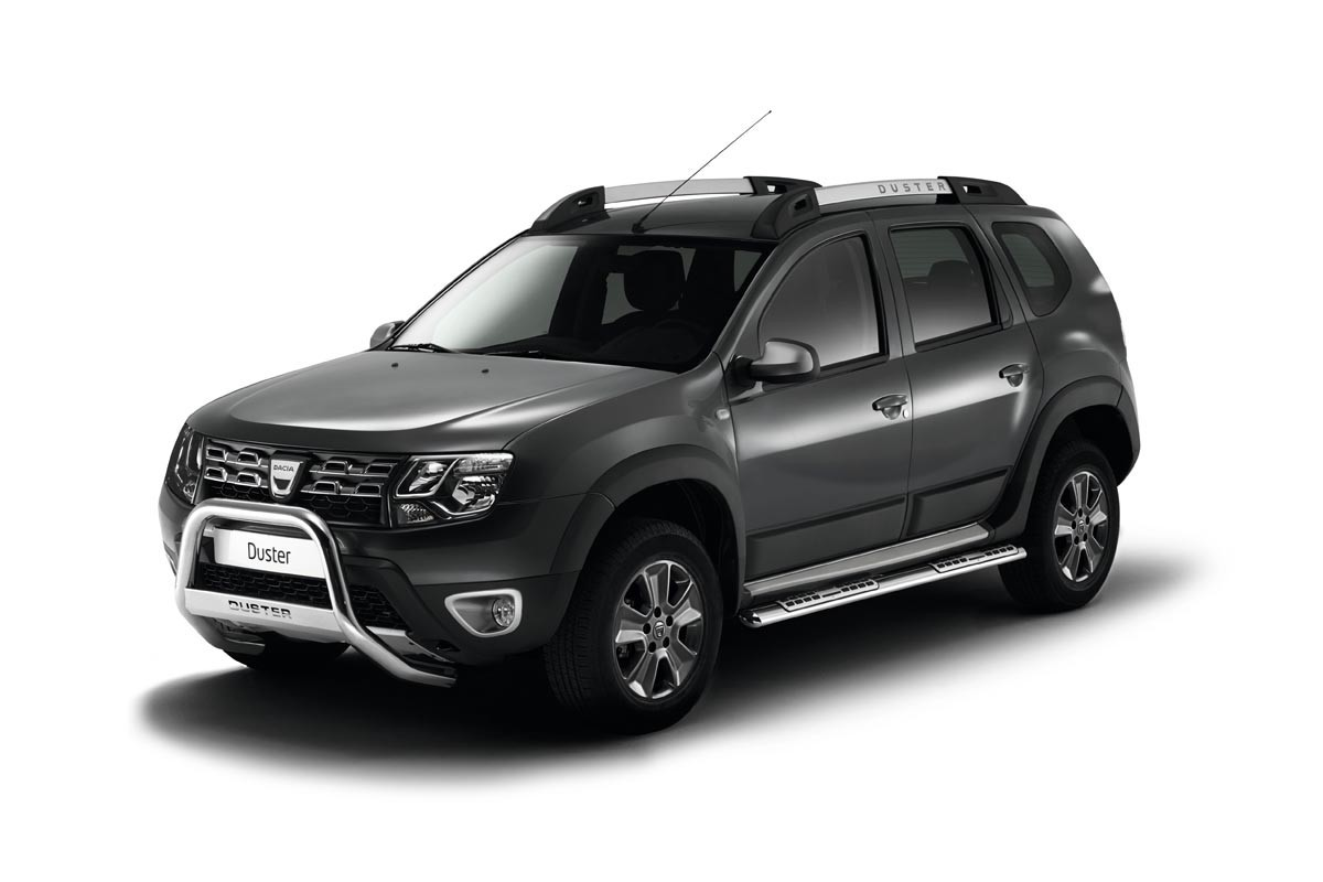 equipameinto y precios del nuevo dacia duster el suv m s barato. Black Bedroom Furniture Sets. Home Design Ideas