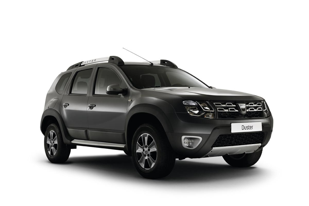 equipameinto y precios del nuevo dacia duster el suv m s. Black Bedroom Furniture Sets. Home Design Ideas