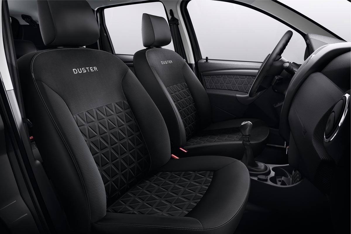 Equipameinto y precios del nuevo dacia duster el suv m s barato - Dacia duster 2017 interior ...