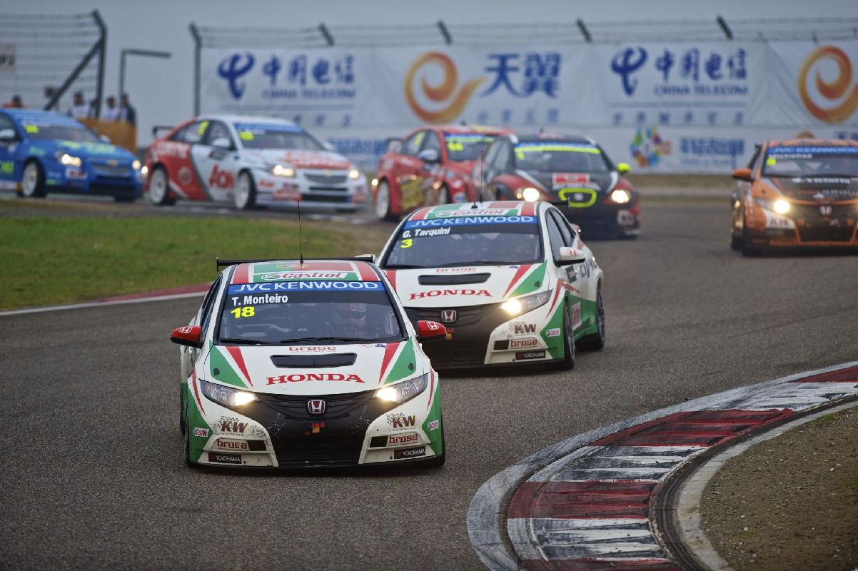 Honda Civic WTCC coches