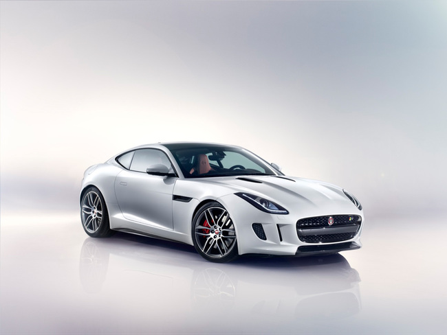 Jaguar F-Type Coupe 2014 01