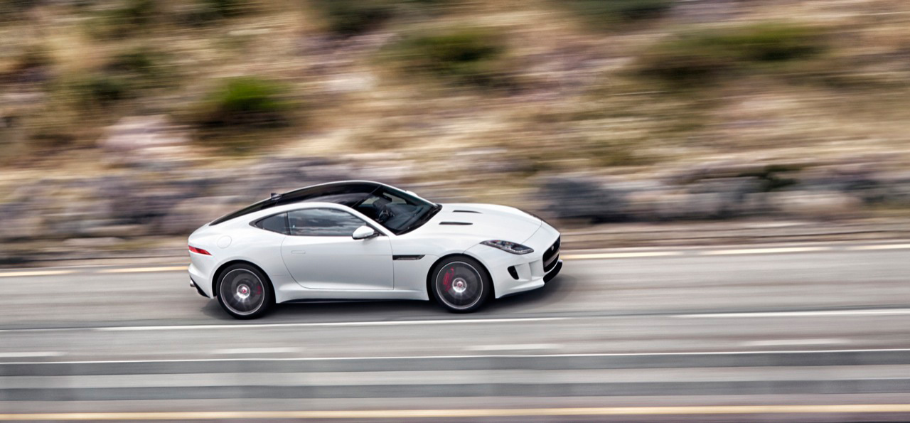 Jaguar F-Type Coupe 2014 08