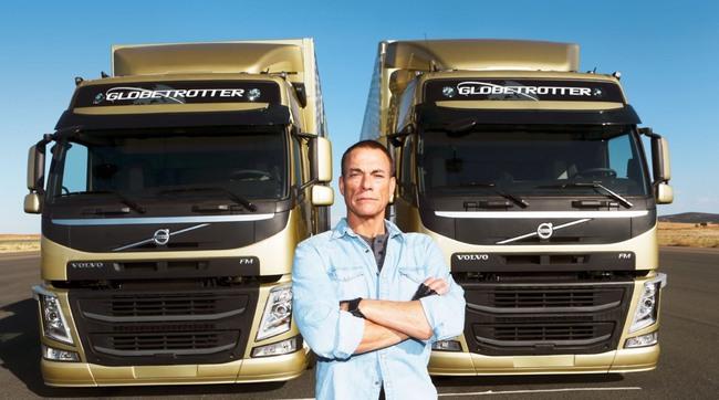 Jean Claude Van Damme Volvo 2