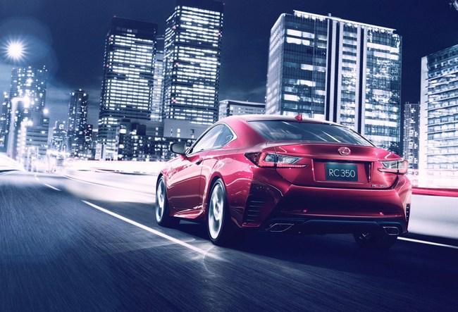 Lexus RC 2013 03