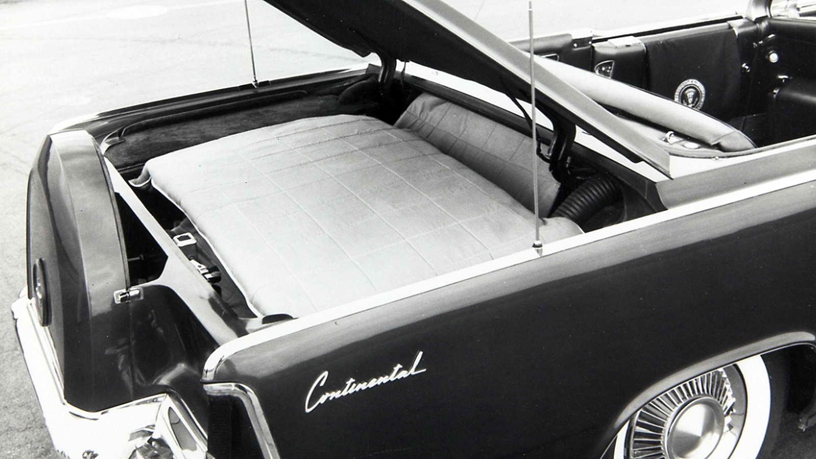 Lincoln-Mercury Continental SS X-100: la limusina donde ...