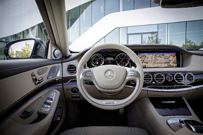 Mercedes S65 AMG 2014 13