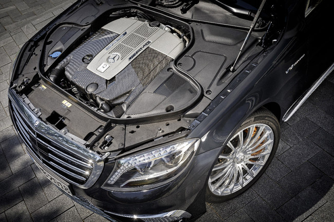 Mercedes S65 AMG 2014 5