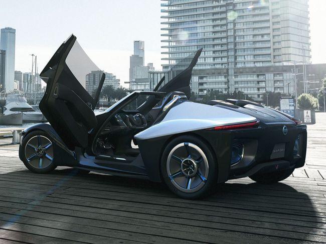 Nissan Bladeglider 07