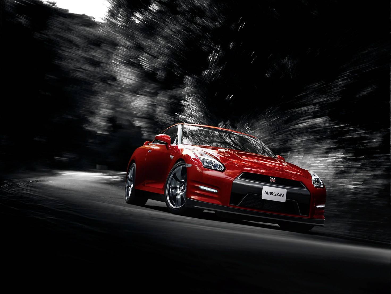 Nissan GT-R 2014 2