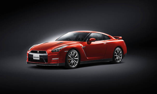 Nissan GT-R 2014 6