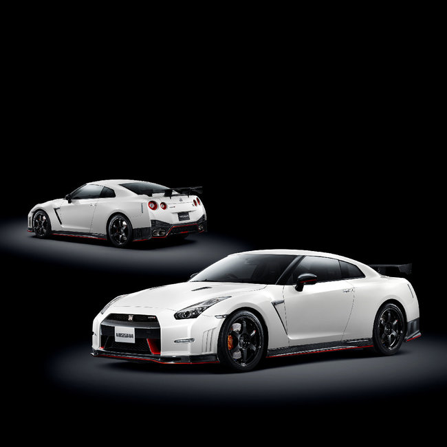 Nissan GT-R Nismo 2014 1