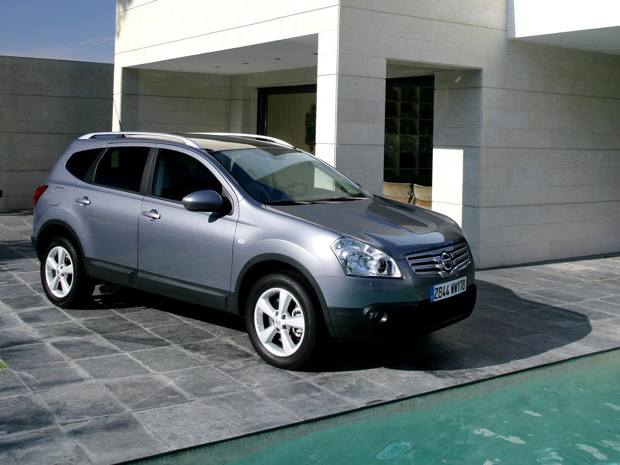 Nissan Qashqai-2 2008 – 19