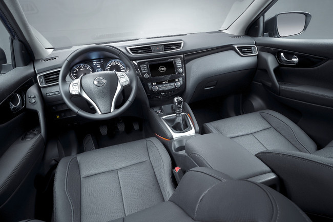 Nissan Qashqai 2014 30