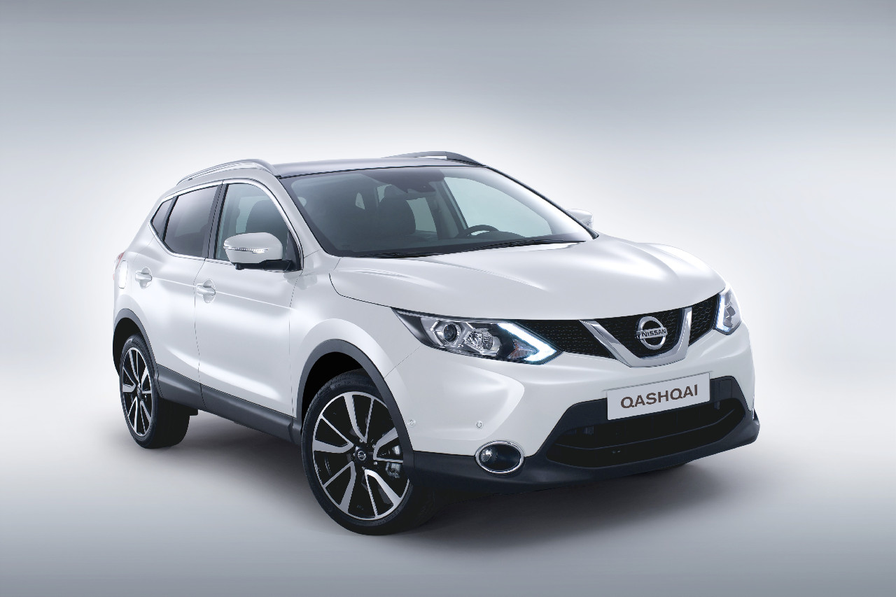 Nissan Qashqai 2014 9