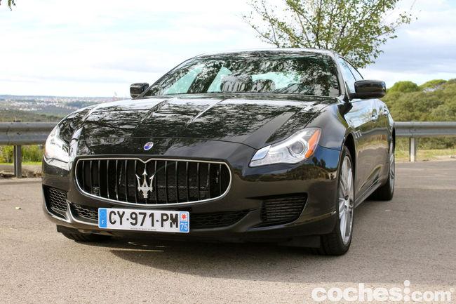 Prueba Maserati Quattroporte GTS 03