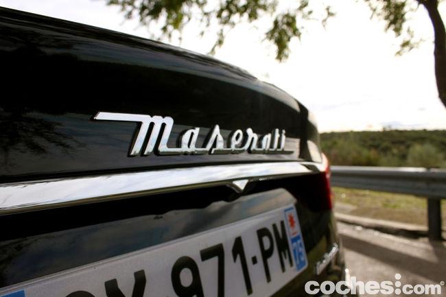 Prueba Maserati Quattroporte GTS 09