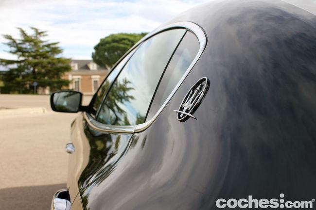 Prueba Maserati Quattroporte GTS 12