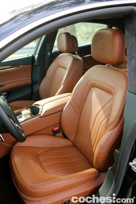 Prueba Maserati Quattroporte GTS 26