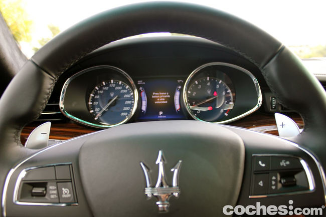 Prueba Maserati Quattroporte GTS 29