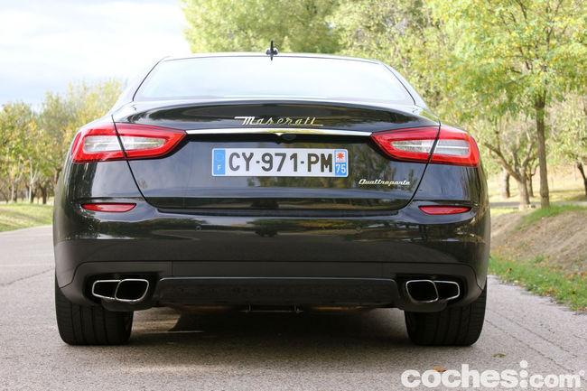 Prueba Maserati Quattroporte GTS 44