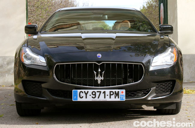 Prueba Maserati Quattroporte GTS 56