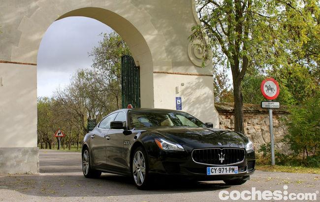 Prueba Maserati Quattroporte GTS 59