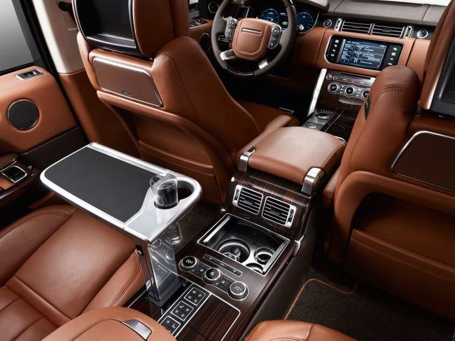 Range Rover Autobiography LWB 2014 10