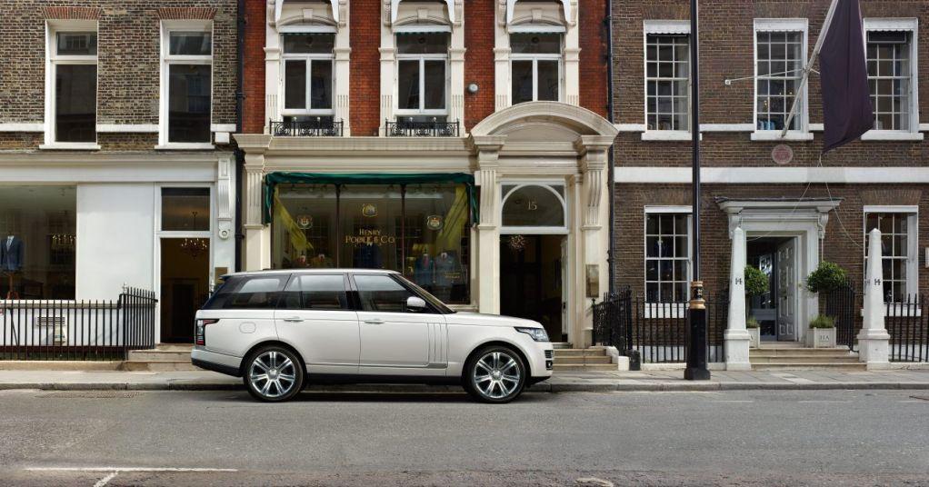 Range Rover Autobiography LWB 2014 14