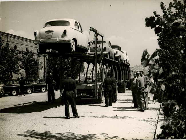 SEAT 1400 1953 2