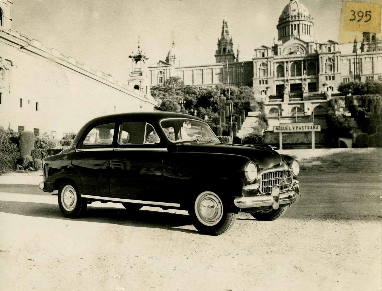 SEAT 1400 1953 7