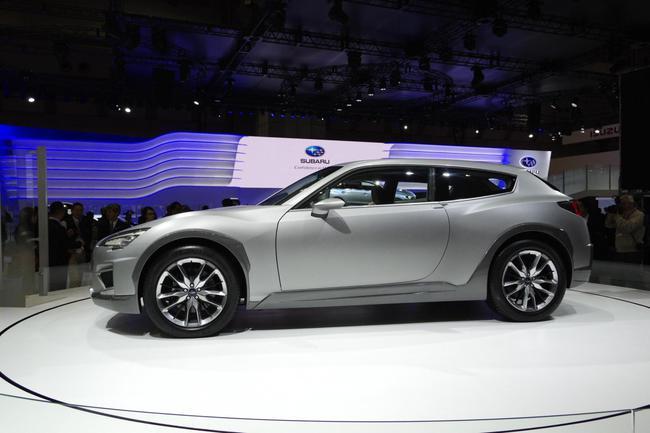 Subaru Cross Sport Design Concept 02